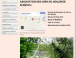 Association des Amis du Moulin de Bunehou